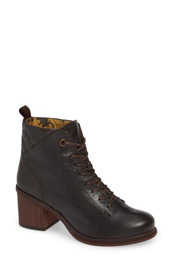 Fly London Amil Bootie, Brown