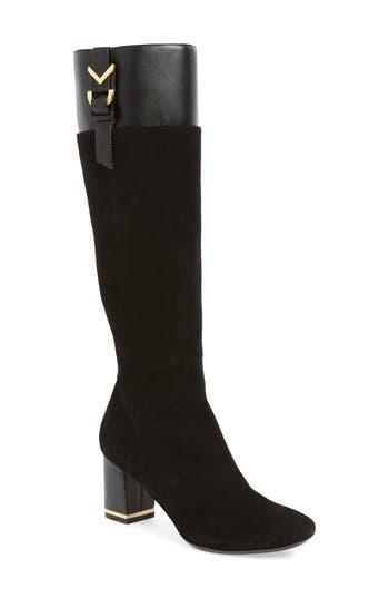 Calvin Klein Candace Knee High Boot, Black