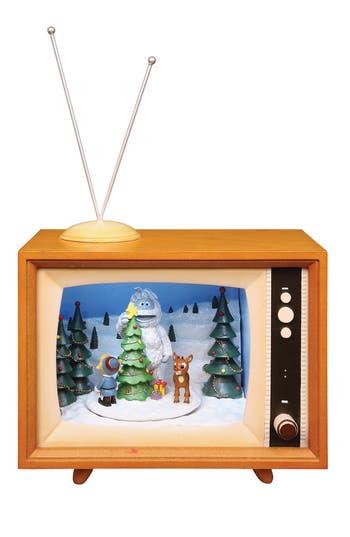 Roman 'Rudolph' Musical Tv Decoration