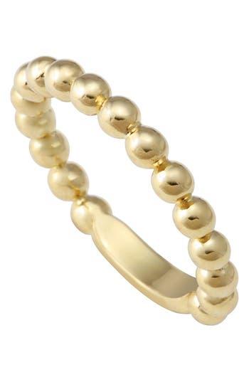 Women's Lagos Caviar Stack Ring
