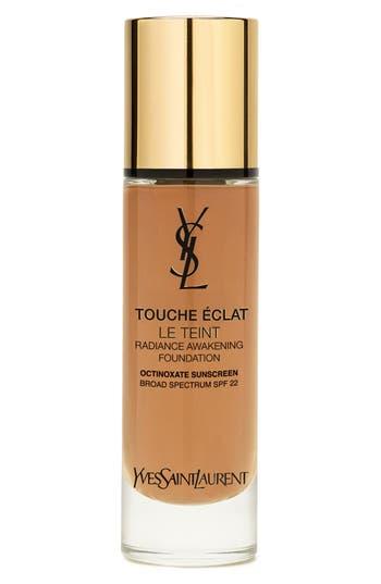 Yves Saint Laurent Touche Eclat Le Teint Radiance Awakening Foundation Spf 22 - B70 Mocha