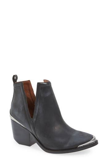 Jeffrey Campbell Cromwell Cutout Western Boot