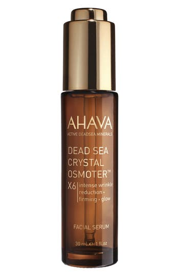 Ahava 'Dead Sea Crystal Osmoter X6' Facial Serum