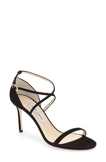 Women's Jimmy Choo 'Hesper' Ankle Strap Sandal
