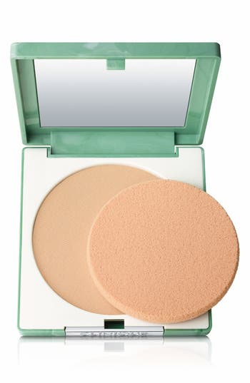 Clinique Stay-Matte Sheer Pressed Powder Oil-Free - Stay Buff