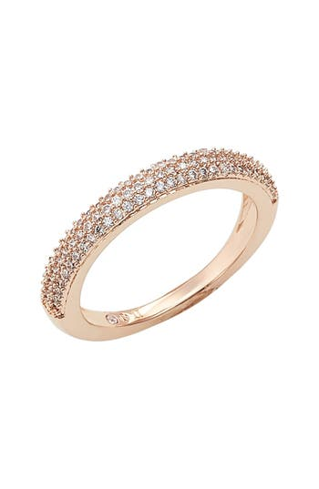 Women's Nadri Stackable Pave Cubic Zirconia Ring