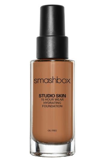 Smashbox Studio Skin 15 Hour Wear Foundation - 4.15 - Dark Warm Brown