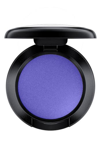 MAC Blue/green Eyeshadow - Zinc Blue