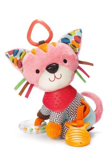 Infant Skip Hop 'Bandana Buddies' Activity Kitten