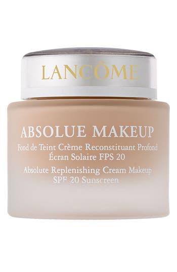 Lancôme Absolue Replenishing Cream Makeup Spf 20 - Absolute Pearl 20 (N)