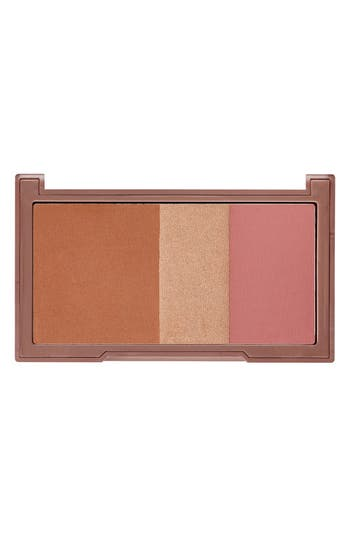Urban Decay 'Naked Flushed' Bronzer, Highlighter & Blush Palette - Strip