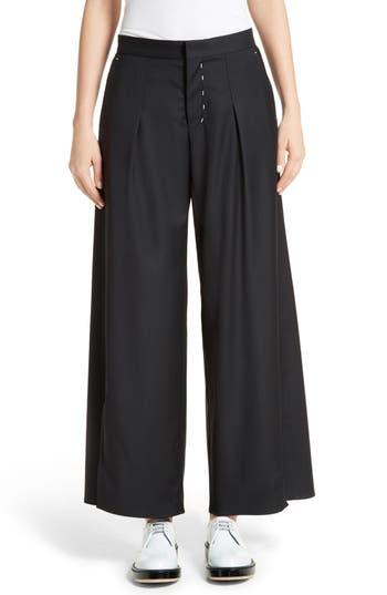 Women's Colovos Seasonless Wide Leg Wool Pants