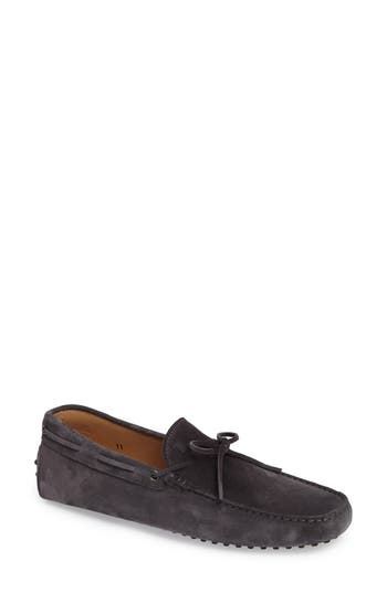 Men's Tod's Gommini Tie Front Driving Moccasin
