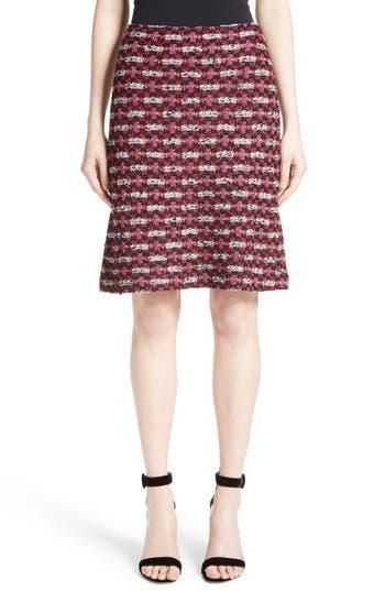 Women's St. John Collection Hiran Tweed Knit Skirt