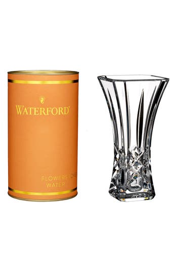 Waterford Giftology Gesture Lead Crystal Bud Vase, Size One Size - White