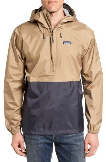 Men's Patagonia Torrentshell Packable Regular Fit Rain Jacket