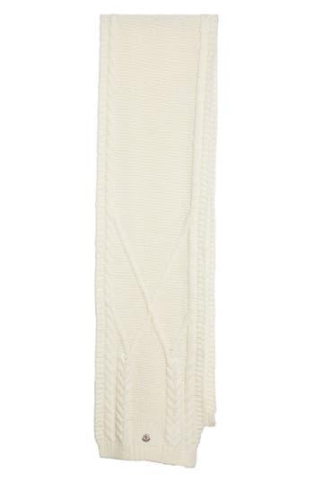 Women's Moncler Scarpa Wool Blend Scarf