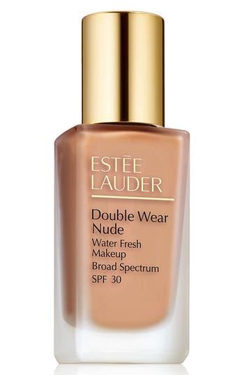 Estee Lauder Double Wear Nude Water Fresh Makeup Broad Spectrum Spf 30 - 3N1 Ivory Beige