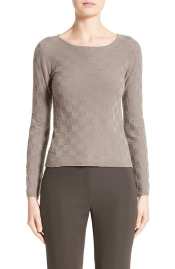Womens Patterned Knit Sweater | Nordstrom