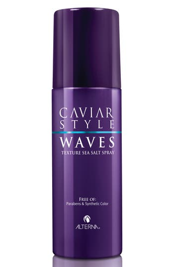 Alterna Caviar Style Waves Texture Sea Salt Spray, Size