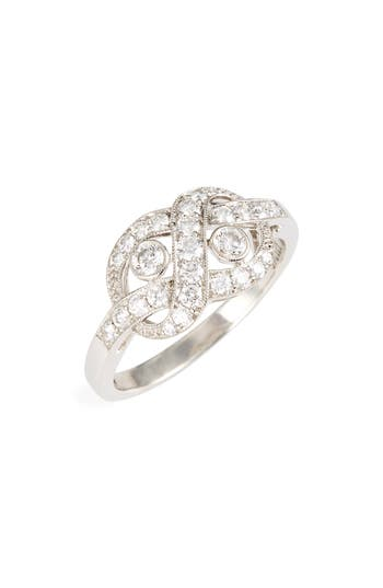 Women's Kwiat Diamond Knot Ring