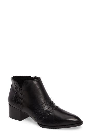 Donald J Pliner Bowery Woven Bootie