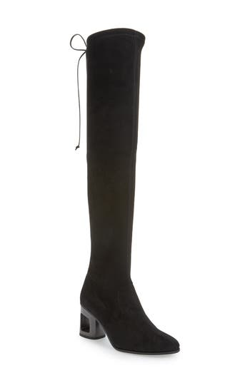 Hispanitas Melina Over The Knee Boot - Black
