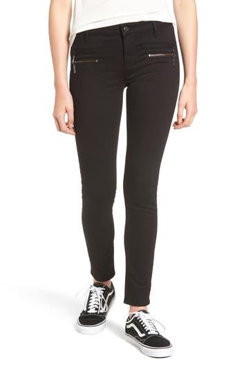 Women's Vigoss Edie Zipper Skinny Jeans
