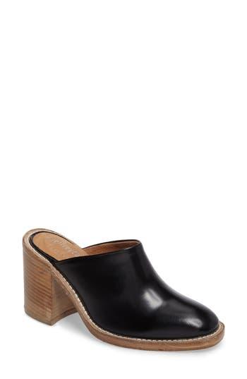 Women's Jeffrey Campbell Deepika Block Heel Mule, Size 6.5 M - Black