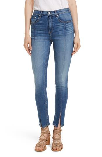 Women's Rag & Bone/jean Yuki High Waist Skinny Jeans