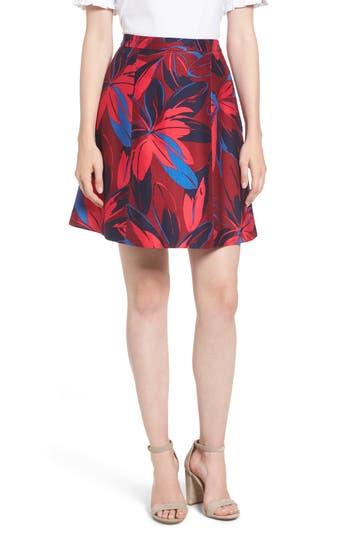 Women's Draper James Autumn Bloom A-Line Skirt