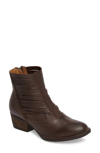 Sbicca Jeronimo Western Bootie, Brown