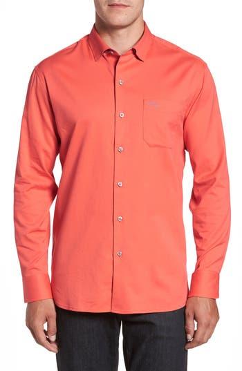 Men's Big & Tall Tommy Bahama Oasis Twill Sport Shirt