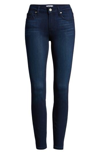 Women's Paige Verdugo Ankle Skinny Jeans