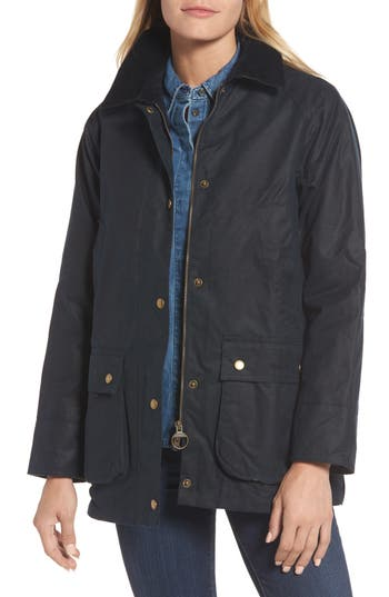 Barbour Acorn Field Jacket, US / 8 UK - Blue