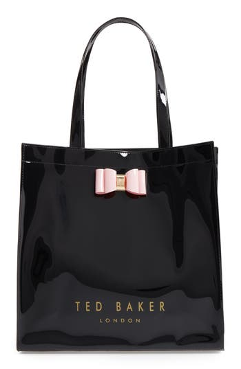 Ted Baker London Large Icon – Bethcon Bow Tote -