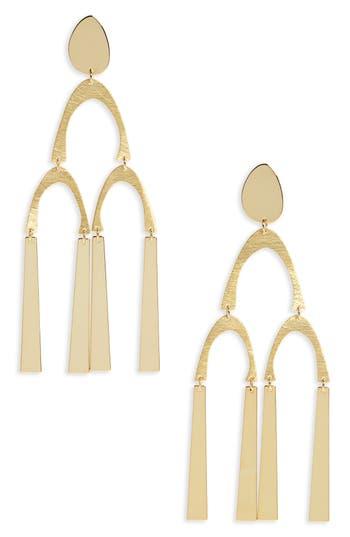 Women's Argento Vivo Modern Drop Earrings