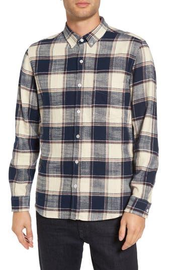 Button Down Collar Flannel Shirt | Nordstrom