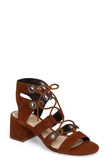 Women's Sole Society Rosemary Lace-Up Sandal