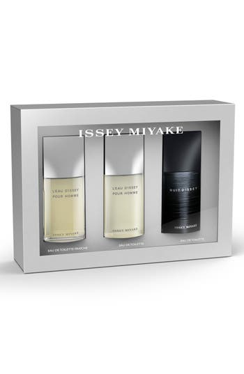 Issey Miyake Fragrance Travel Trio ($87 Value)