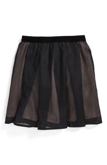 Girl's Bardot Junior Blaire Mesh Skirt