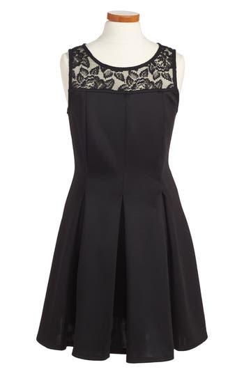 Girl's Love, Nickie Lew Pleated Dress