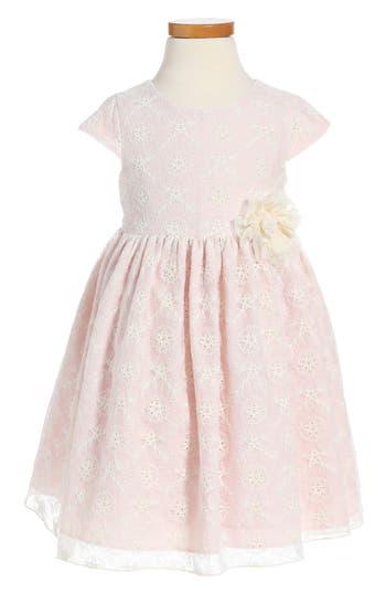 Girl's Pippa & Julie Lace Dress