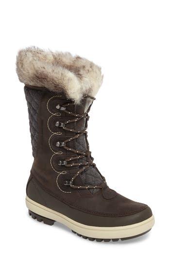 Helly Hansen Garibaldi Waterproof Boot- Brown