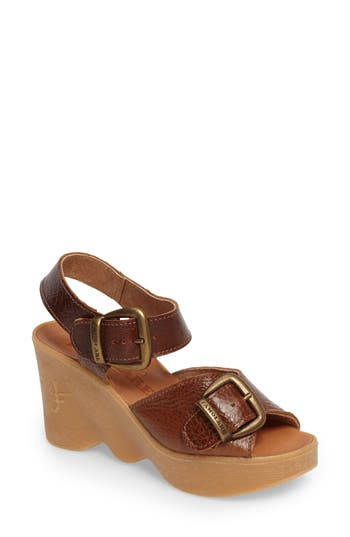 Women's Famolare Double Vision Wedge Sandal
