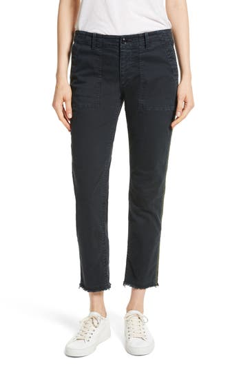 Women's Nili Lotan Jenna Ankle Pants