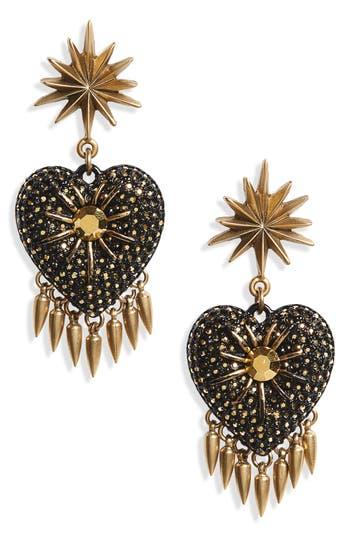 Women's Loren Hope Juliet Crystal Drop Earrings