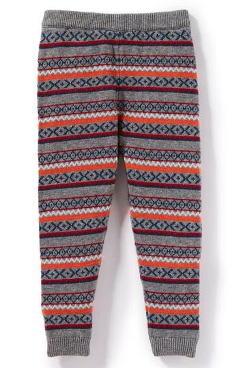 Infant Boy's Peek Eli Intarsia Sweater Pants