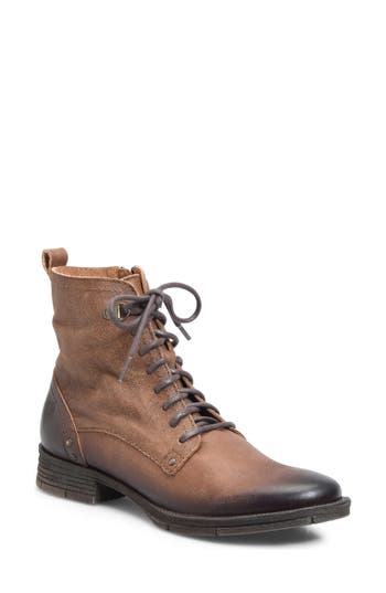 B?rn Joris Lace-Up Boot, Brown