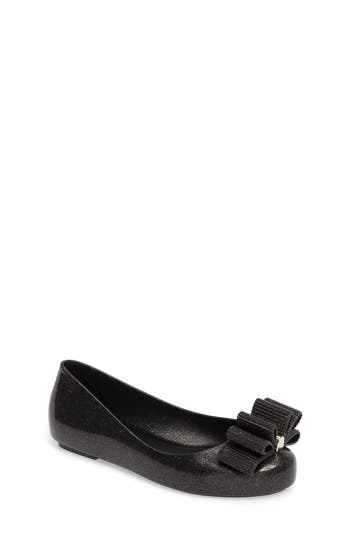 Girl's Mel By Melissa X Jason Wu Space Love Bow Flat